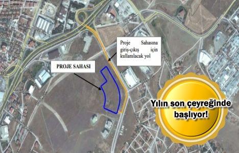 K-G Emlak İnşaat'tan Ankara Altındağ'a 238 konutluk yeni proje!