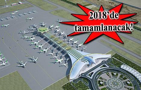 3. havalimanının temeli