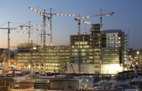 Bina inşaatı maliyet endeksi yüzde 2,1 arttı!