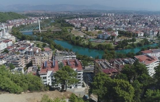 Manavgat'ta 9.3 milyon TL'ye satılık arsa!