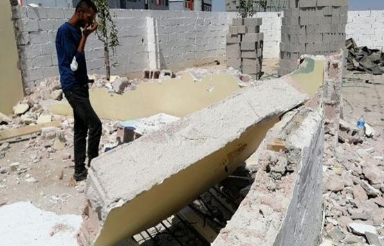 Konya'da yıkım çalışmalarında 3 kişi yaralandı!