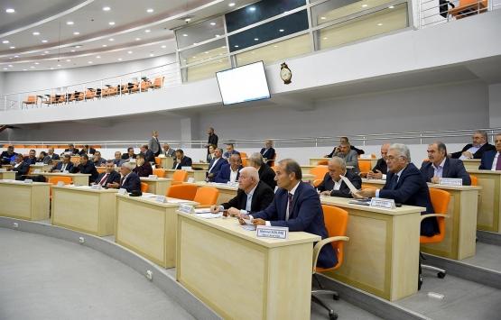 Malatya Büyükşehir Kasım ayı toplantısı gerçekleşti!