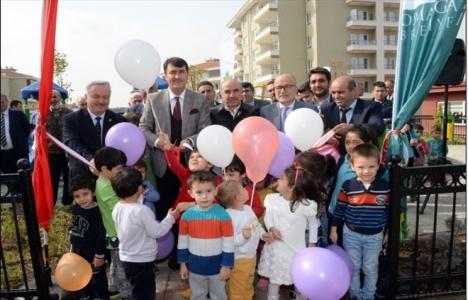Bursa Osmangazi'ye yeni park!