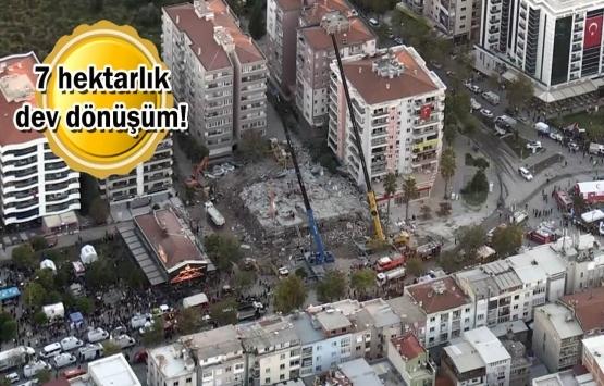 İzmir Ege Mahallesi'nde kentsel dönüşüm başladı!