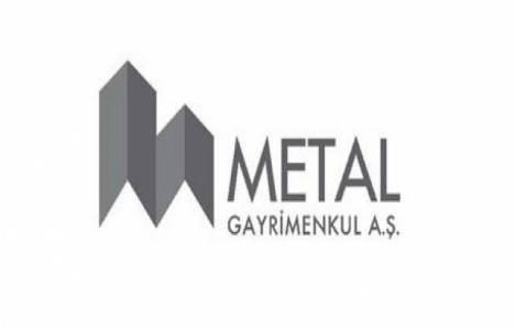 Metal Gayrimenkul 30 Mayıs genel kurulunu tescilledi!