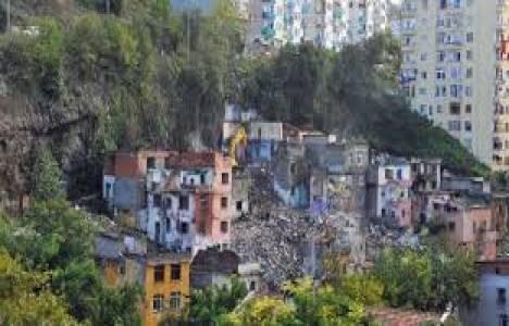 Tabakhane'deki kentsel dönüşüm çalışmaları devam ediyor!