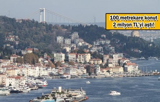 İstanbul'un 2 ilçesinde ev fiyatlarına Kovid-19 dopingi!