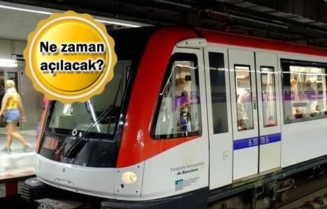 Kabataş-Mahmutbey Metro Hattı'nın