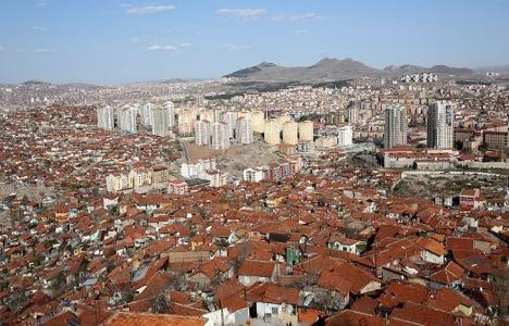 İstanbul'un merkezindeki dönüşüm