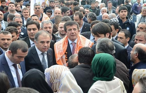 Bakan Zeybekci'den İzmir