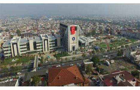 Bursa Belediyesi yeni hizmet binasına kavuştu!