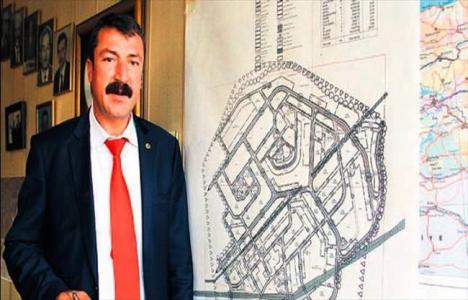 TOKİ'ye devredilen Akıllı Sanayi Sitesi yönetim kurbanı oldu!
