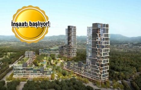 Rast İnşaat Çankaya Beytepe'de 234 konut yapacak! Yeni proje!