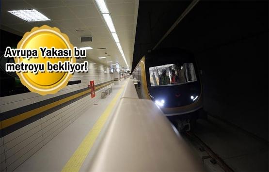 Ataköy-İkitelli Metro Hattı ay sonunda açılıyor!