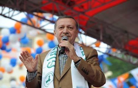 Başbakan Erdoğan Görele'de toplu açılış törenine katıldı!