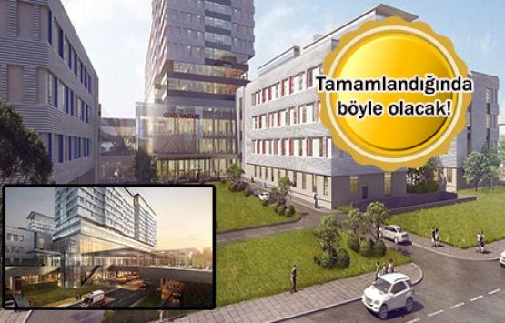 İkitelli Şehir Hastanesi'nde son durum!