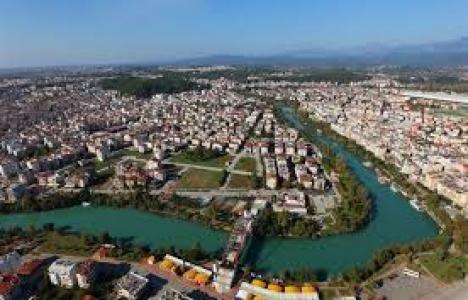 Manavgat'ta 6.4 milyon