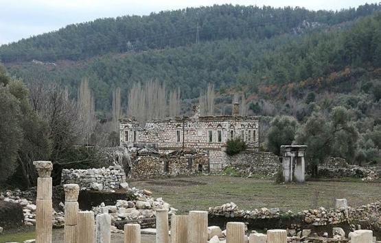 Muğla Stratonikeia Antik Kenti imar planlarıyla korunacak!
