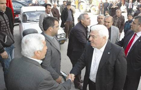 Akif Ekici: Gaziantep'te AVM'ler şehir dışında olacak!