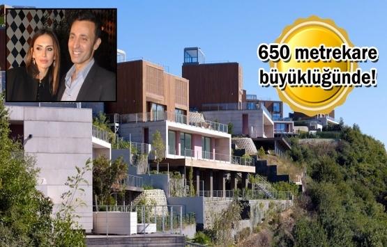Mustafa Sandal Çubuklu Vadi'deki villasını 29 milyon TL'ye satışa çıkardı!