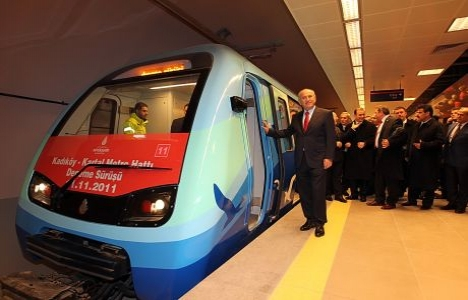 İstanbul'da metro projeleri