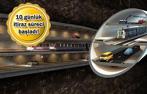 3 Katlı Büyük İstanbul Tüneli ihalesini Yüksel Proje kazandı!