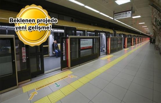 Üsküdar-Beykoz Metro hattı projesi rafa kaldırıldı!