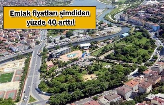 Eminönü-Alibeyköy Tramvay Hattı bu bölgeleri uçuracak!