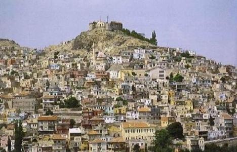 Nevşehir Kalesi turizme