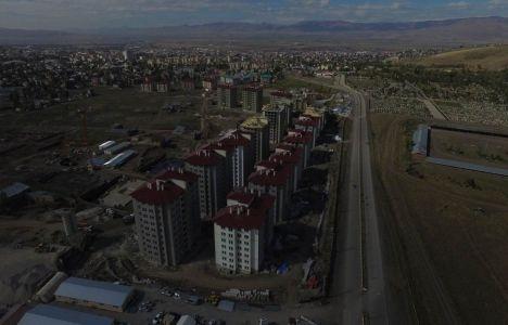 Erzurum TOKİ Palandöken