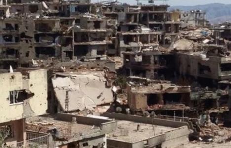 Şırnak'ta bina yıkımları
