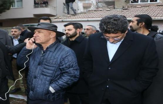 Altınok Öz'den Kartal'da çöken bina ile ilgili açıklama!