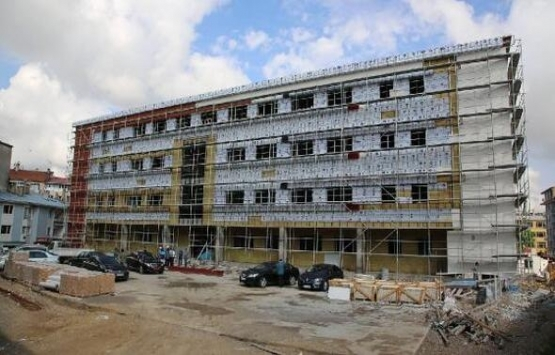 Sivas Merkez Kız İmam Hatip Lisesi yeniden inşa ediliyor!