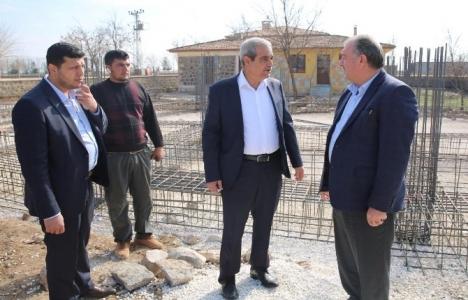 Şanlıurfa Haliliye'deki kültür evinin inşaatı ne zaman bitecek?