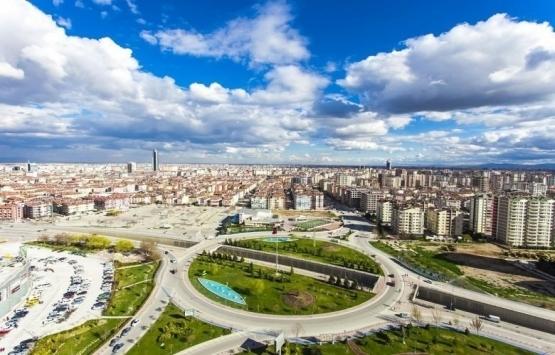 Konya'da Nisan'da 2 bin 120 konut satıldı!