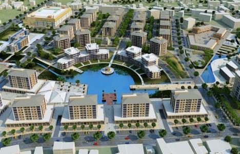 Van Erciş'te kentsel dönüşüm başlıyor!