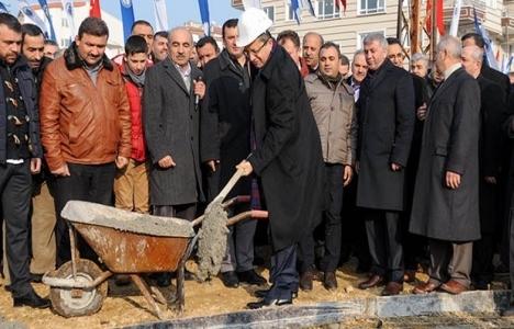 Altındağ'da 5 yeni parkın temeli atıldı!
