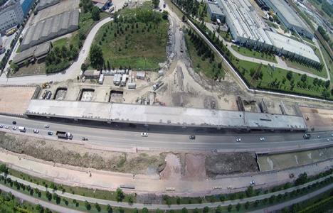 Kocaeli'de Yan Yollar ve Sanat Yapıları projesi trafiği akıcı hale getirecek!