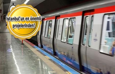 Başakşehir-Kayaşehir metrosu güvence altına alındı!
