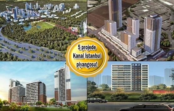 Başakşehir'deki 2019 teslimli konut projeleri!