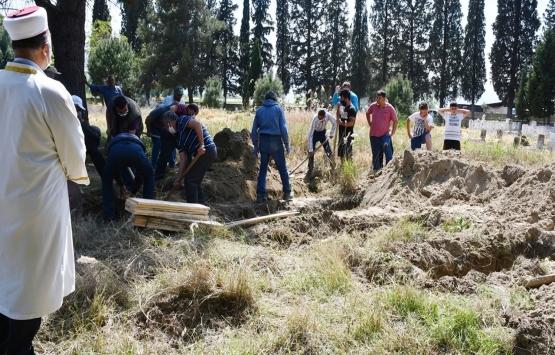 Manisa Salihli arazi kavgası