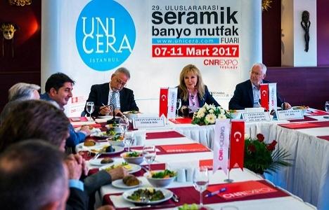 UNICERA 2017 Fuarı,