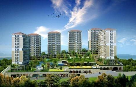 Kaya City Residence'ta