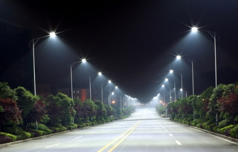 Sokak lambalarından