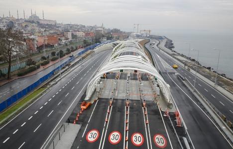 Avrasya Tüneli'ne Kore'den