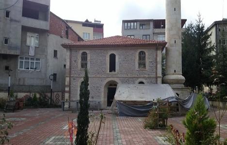 Ordu Samur Camii restore ediliyor!