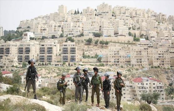 İsrail Batı Şeria'da Filistin'in 147 dönüm arazisine el koydu!
