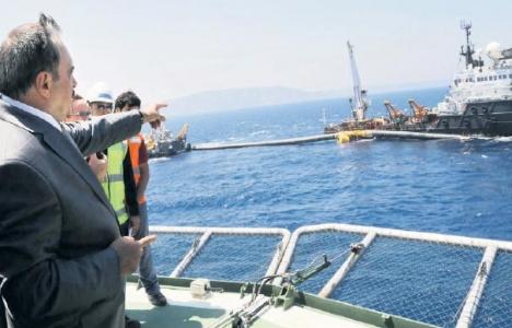 Kuzey Kıbrıs'ın suya