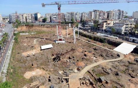 Antalya Doğu Garajı Nekropol Alanı'nda çalışmalar ne durumda?