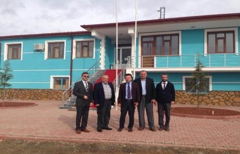 Çumra Belediyesi yeni binasında hizmet vermeye başladı!